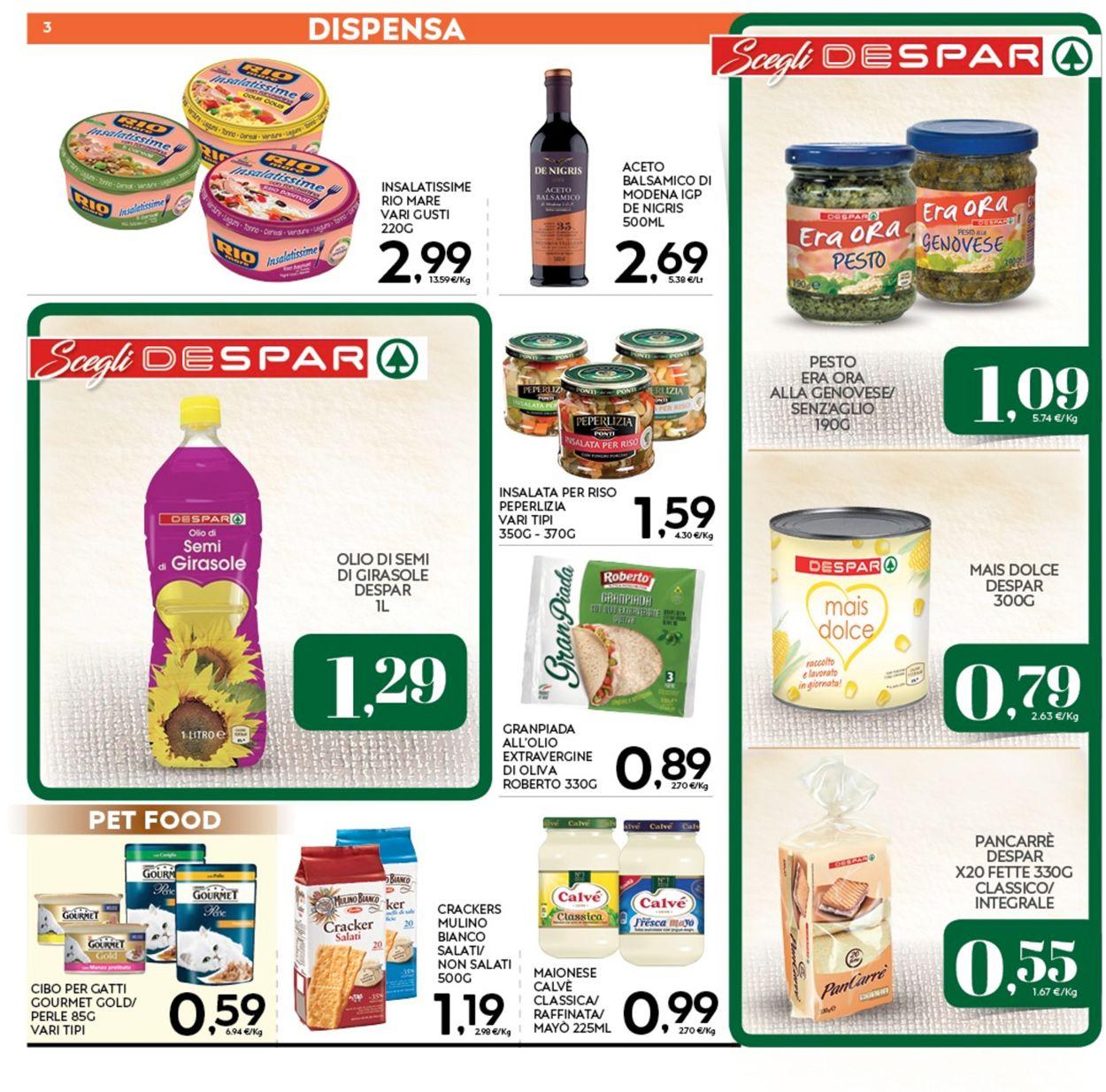 Volantino Eurospar - Offerte 27/07-02/08/2020 (Pagina 3)