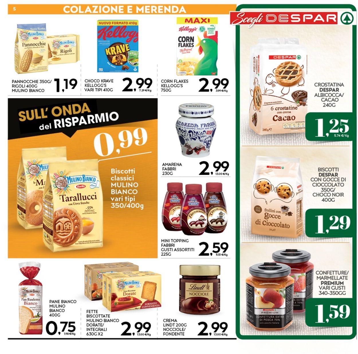 Volantino Eurospar - Offerte 27/07-02/08/2020 (Pagina 5)