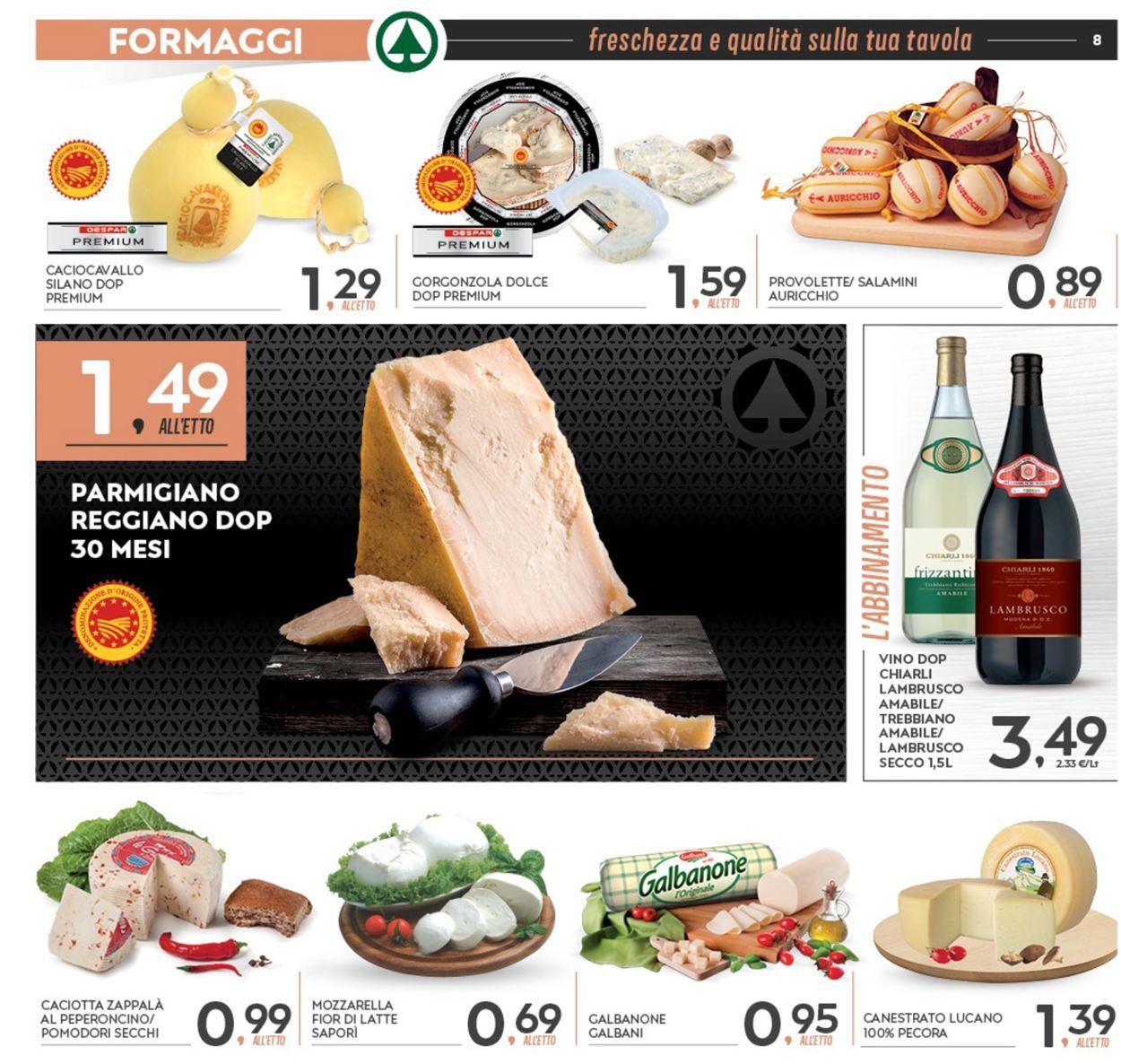 Volantino Eurospar - Offerte 27/07-02/08/2020 (Pagina 8)