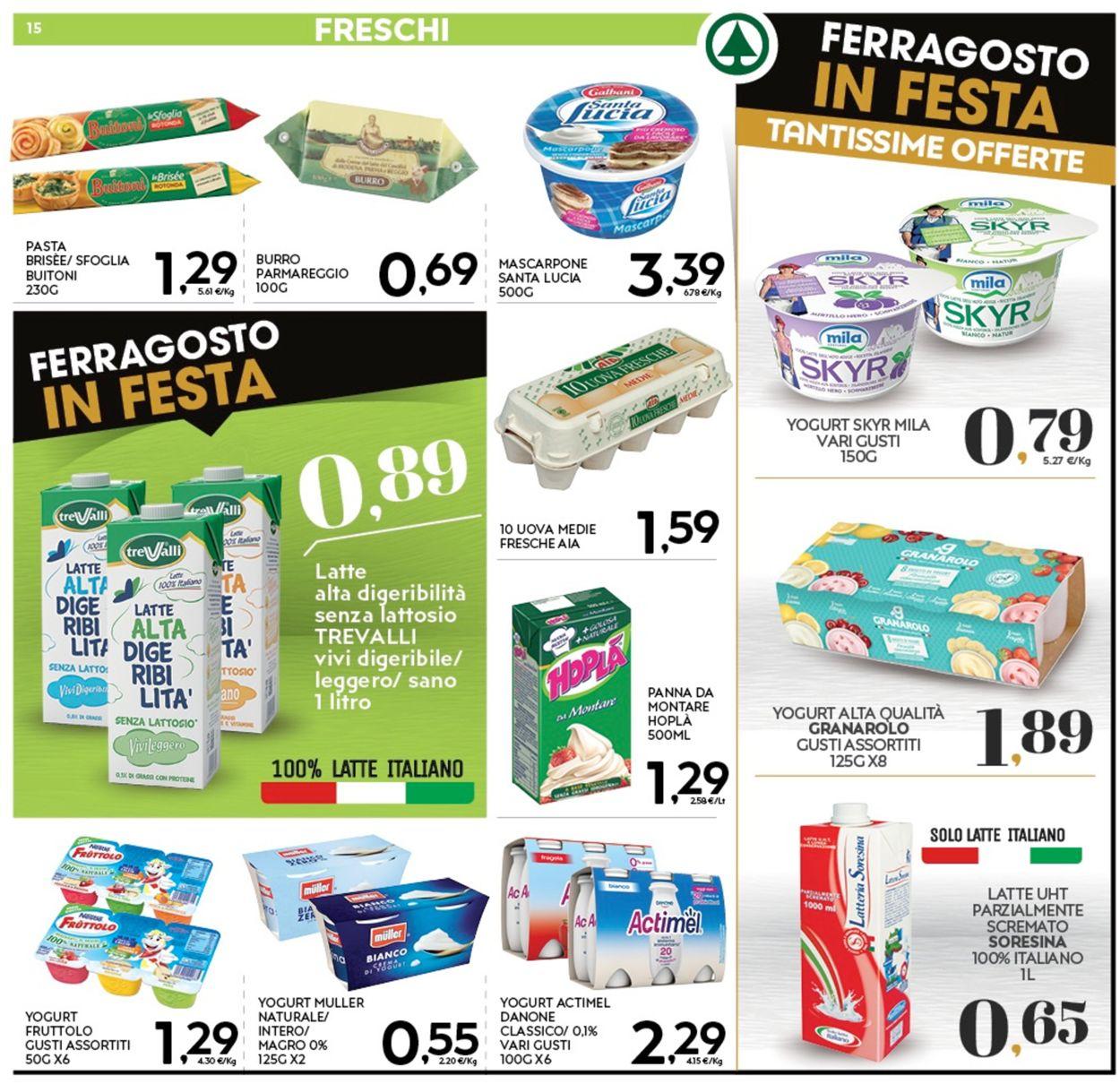 Volantino Eurospar - Offerte 05/08-16/08/2020 (Pagina 15)