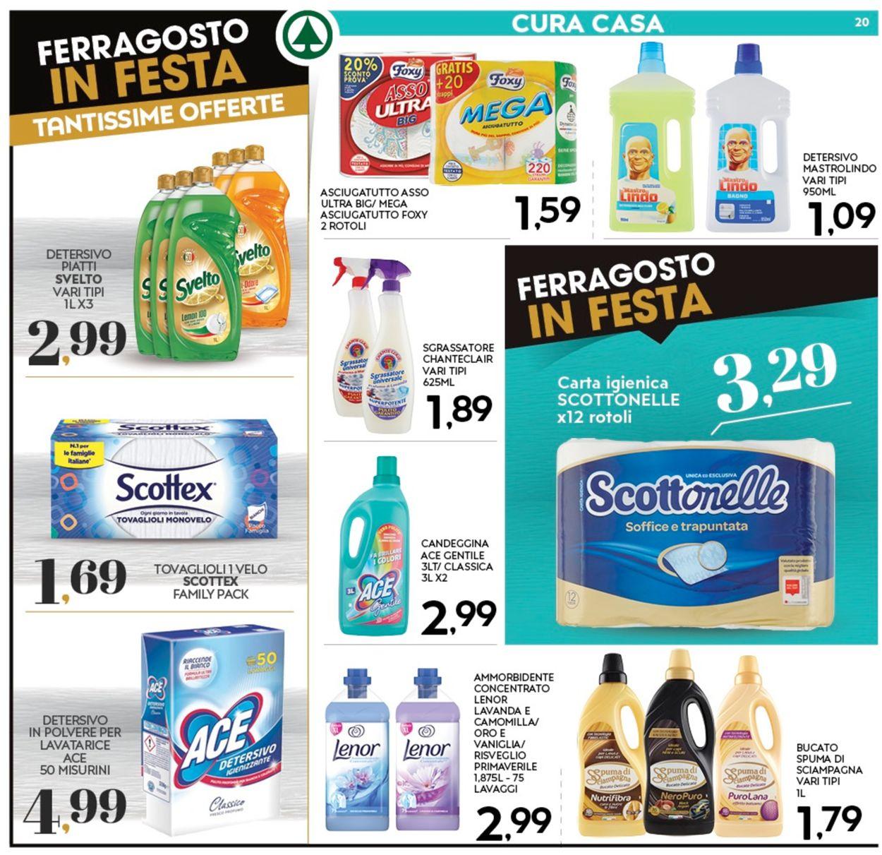 Volantino Eurospar - Offerte 05/08-16/08/2020 (Pagina 20)