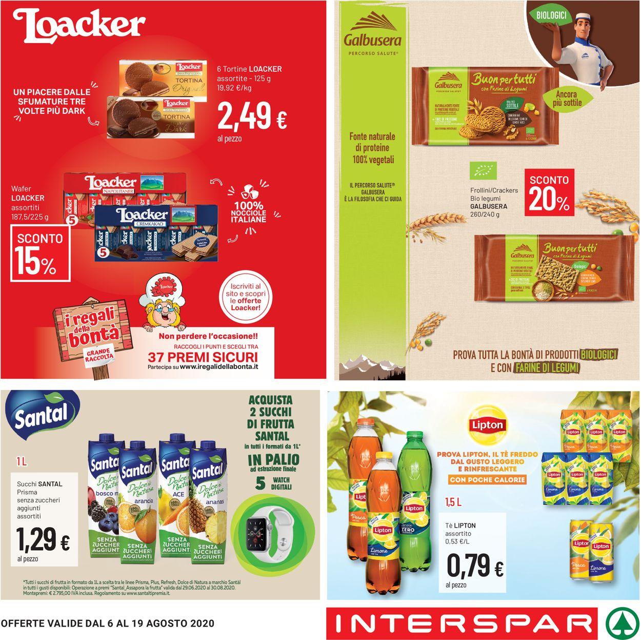 Volantino Eurospar - Offerte 06/08-19/08/2020 (Pagina 6)