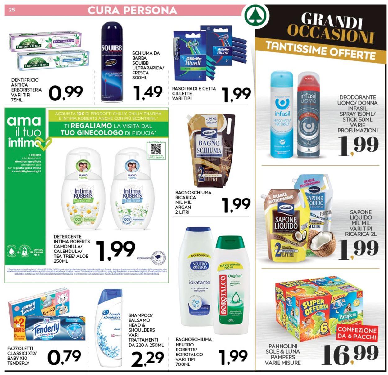 Volantino Eurospar - Offerte 16/09-27/09/2020 (Pagina 25)