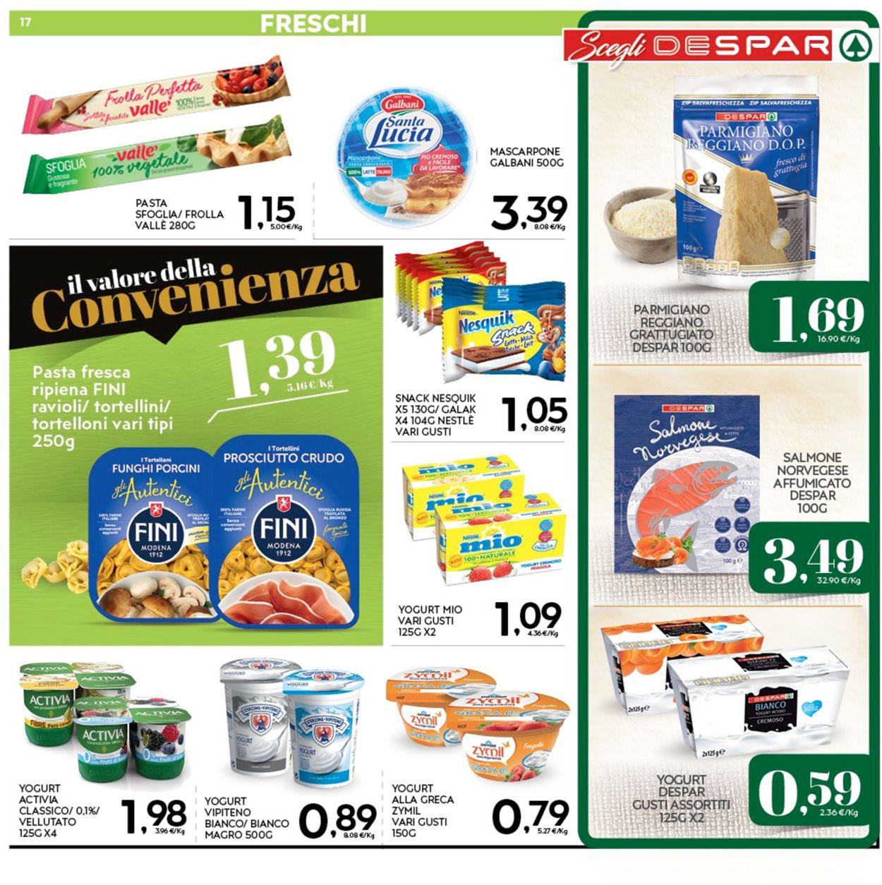 Volantino Eurospar - Offerte 28/09-04/10/2020 (Pagina 17)