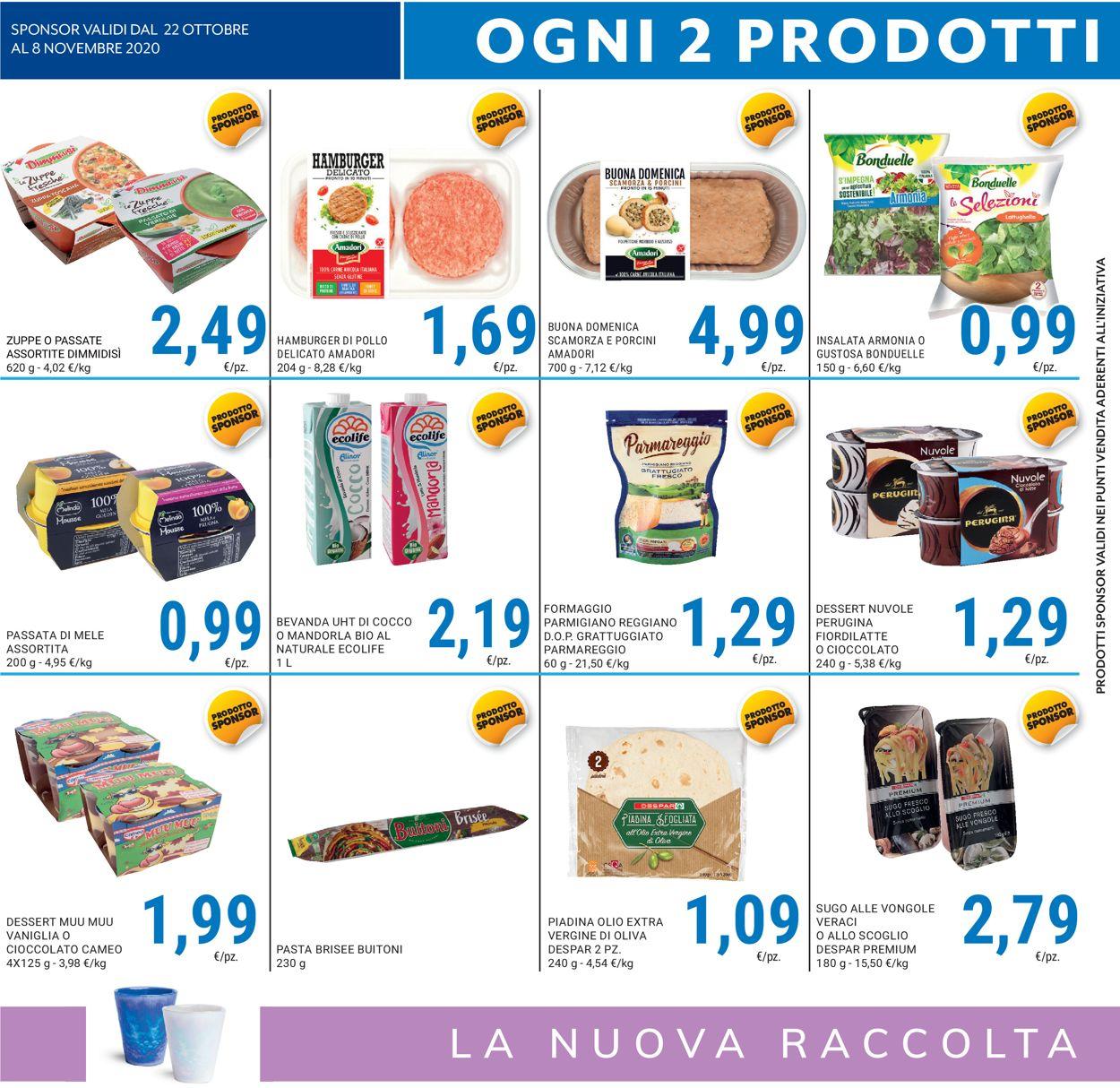 Volantino Eurospar - Offerte 22/10-08/11/2020 (Pagina 4)