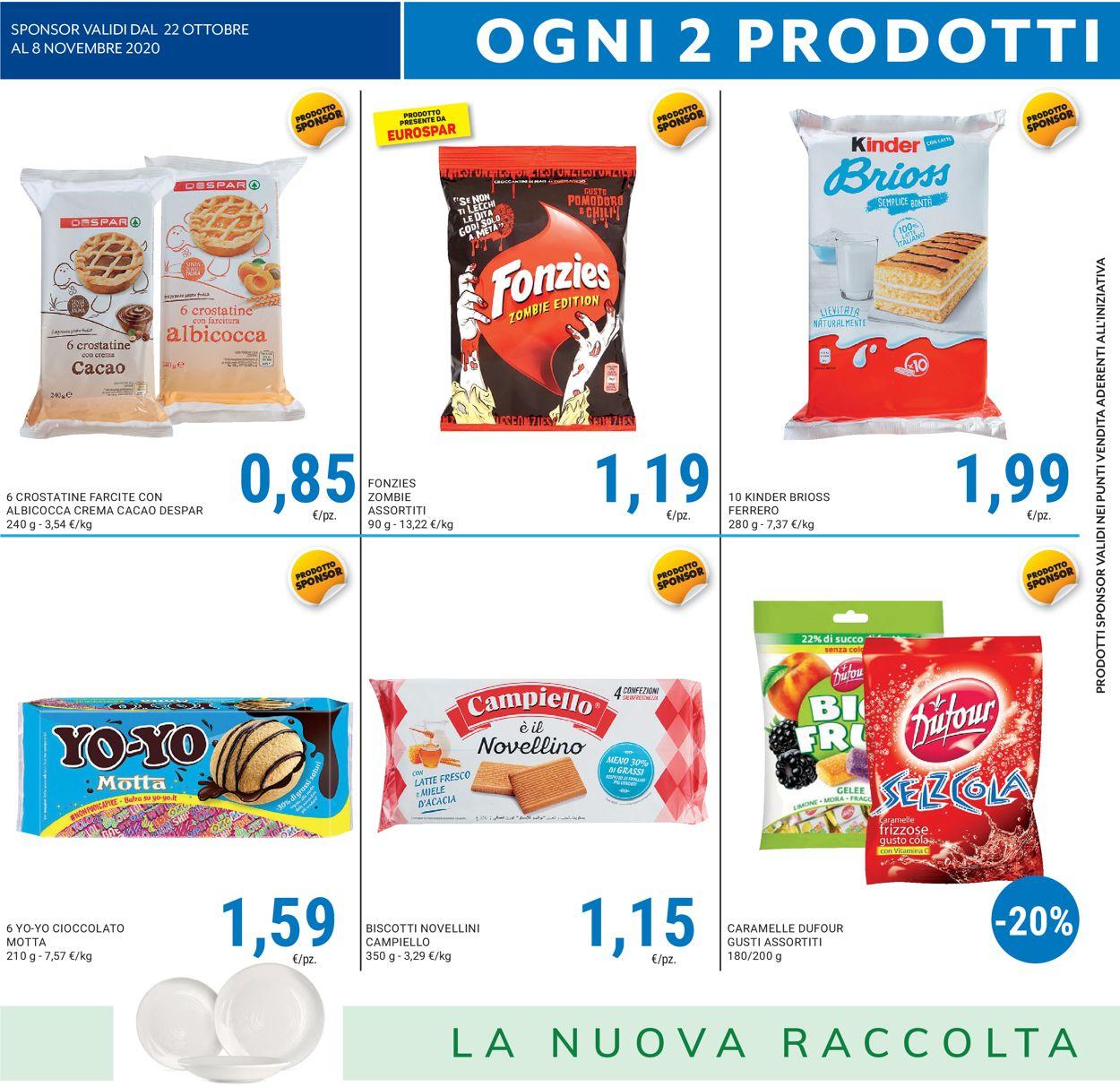 Volantino Eurospar - Offerte 22/10-08/11/2020 (Pagina 6)