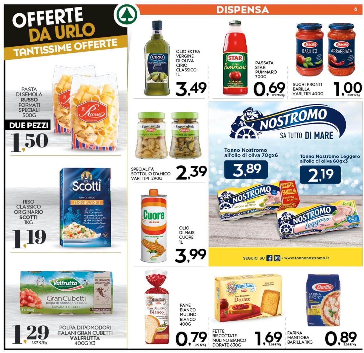 Volantino Eurospar - Offerte 28/10-08/11/2020 (Pagina 6)