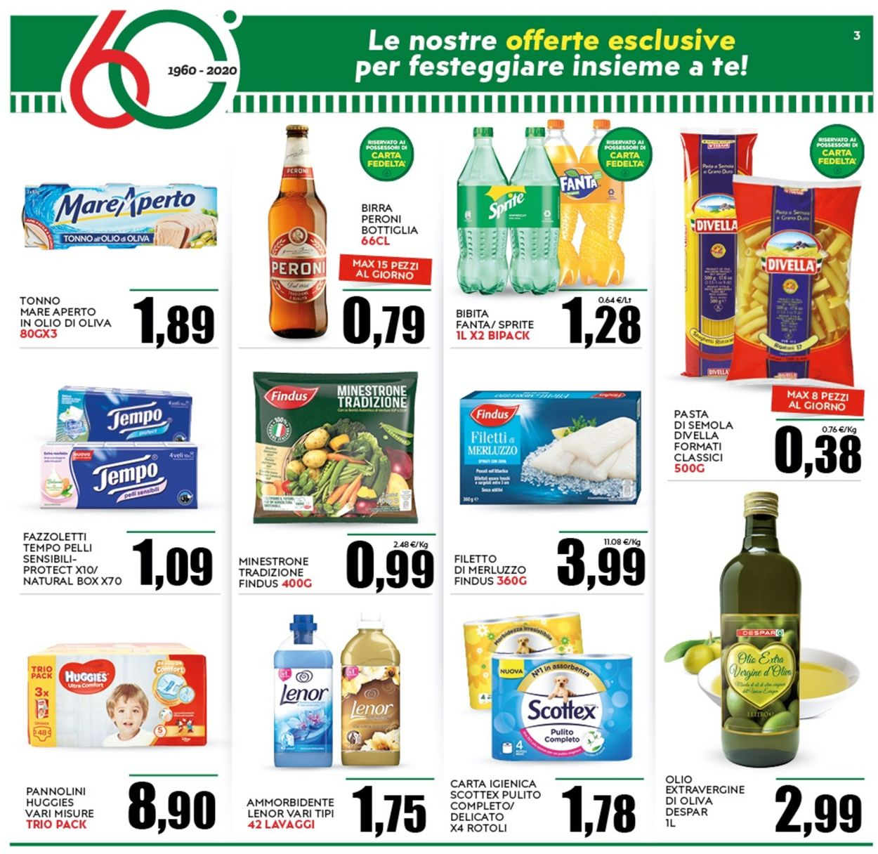 Volantino Eurospar - Offerte 09/11-18/11/2020 (Pagina 3)