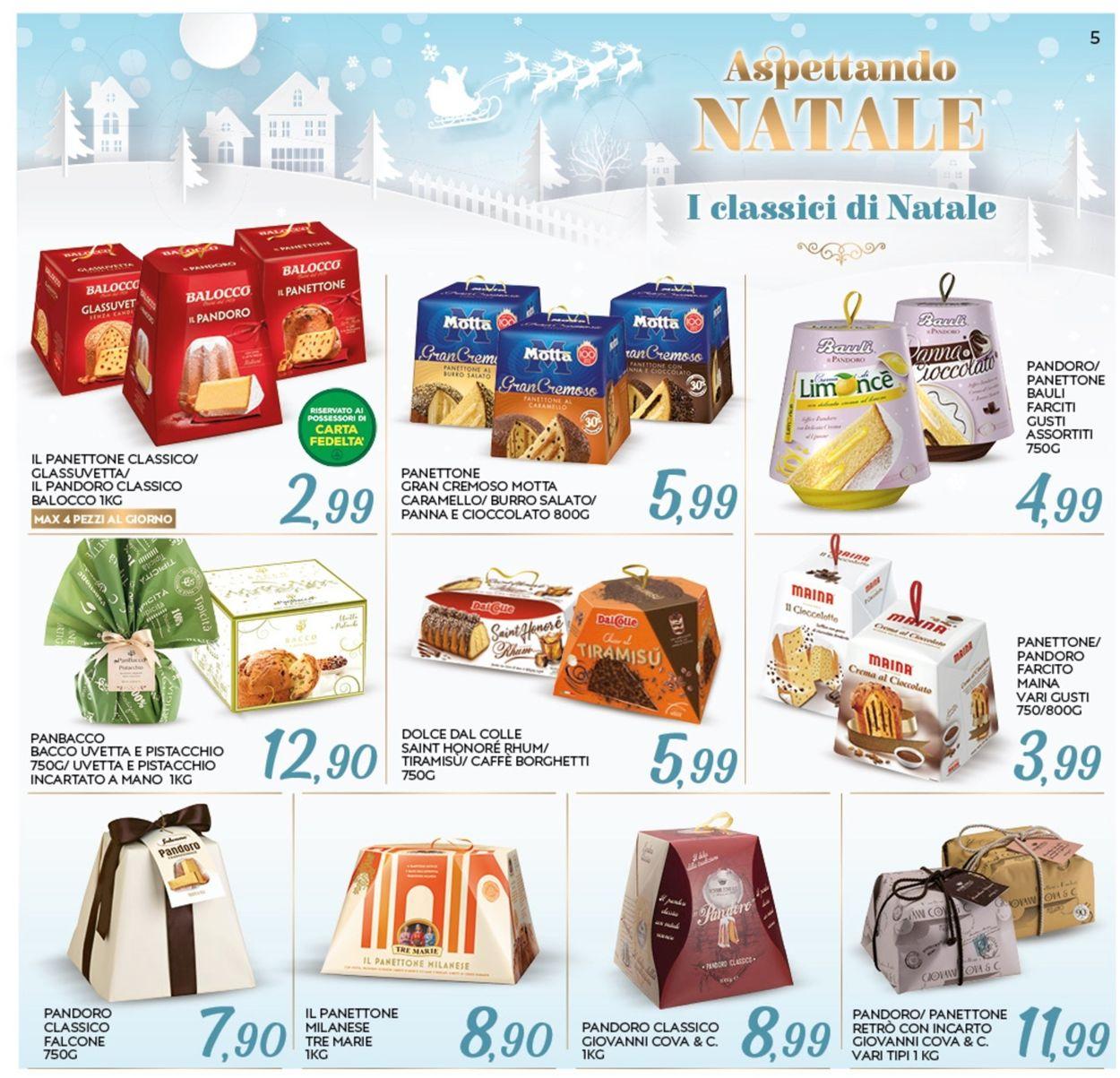 Volantino Eurospar - Natale 2020 - Offerte 03/12-15/12/2020 (Pagina 5)