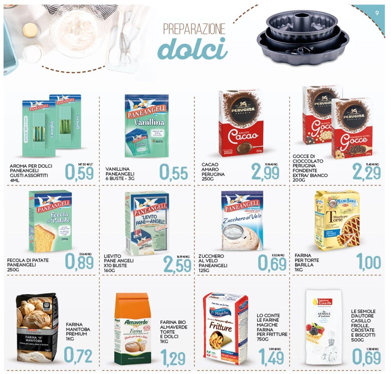 Volantino Eurospar - Natale 2020 - Offerte 03/12-15/12/2020 (Pagina 9)