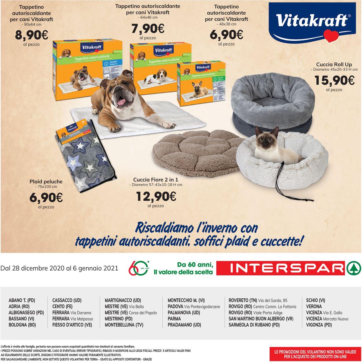 Volantino Eurospar -  Capodanno 2021 - Offerte 28/12-06/01/2021 (Pagina 8)