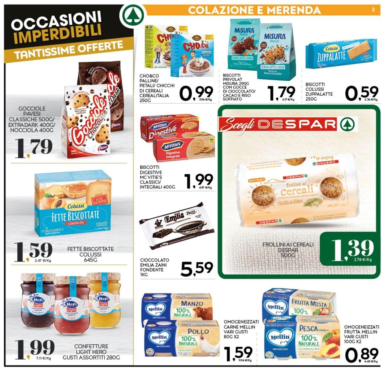 Volantino Eurospar - Offerte 28/01-07/02/2021 (Pagina 2)