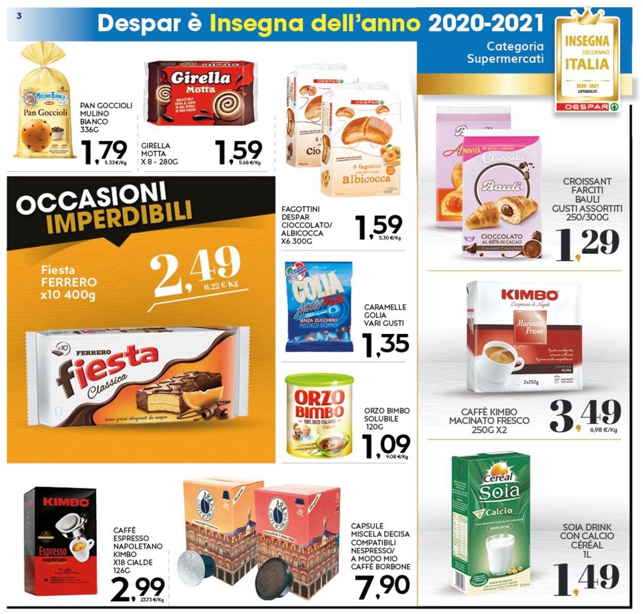 Volantino Eurospar - Offerte 28/01-07/02/2021 (Pagina 3)