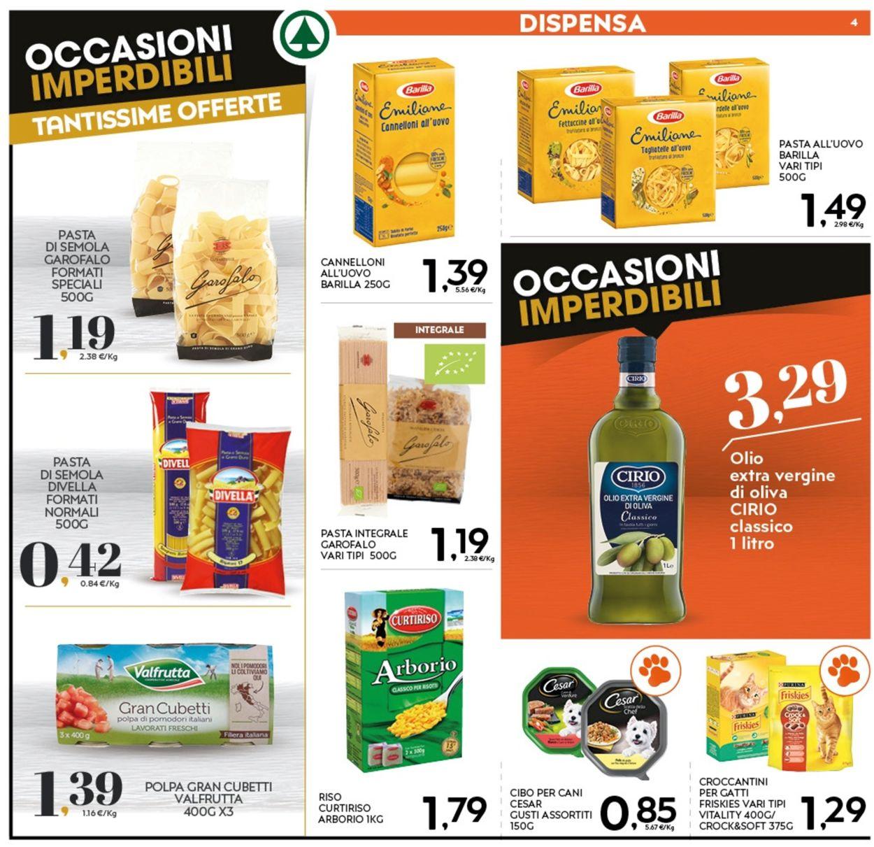 Volantino Eurospar - Offerte 28/01-07/02/2021 (Pagina 4)