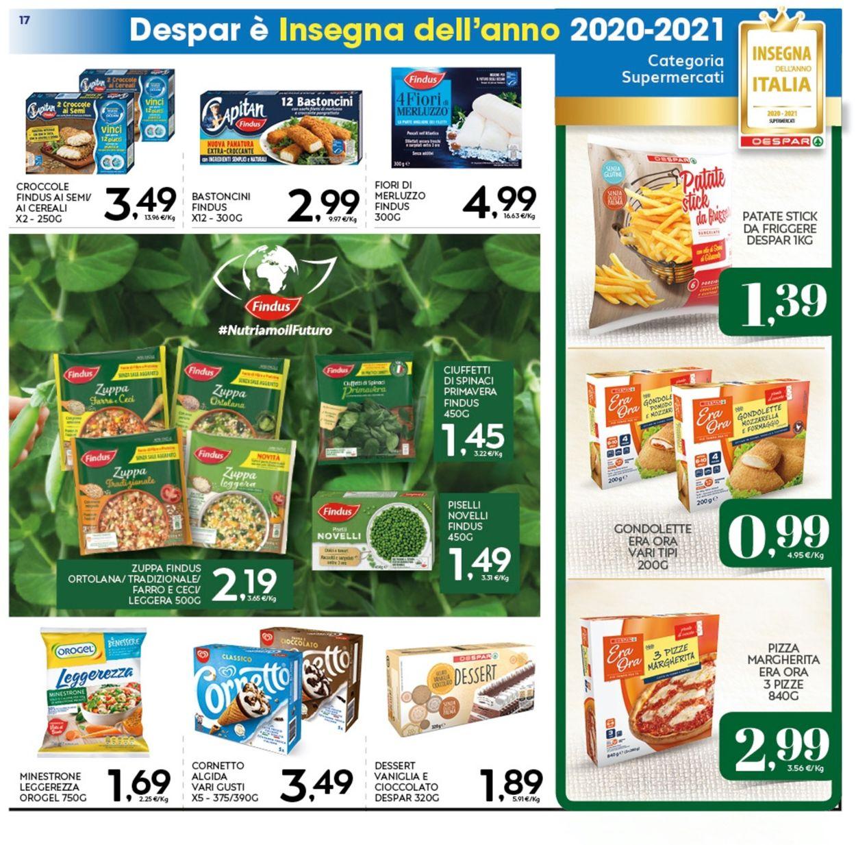 Volantino Eurospar - Offerte 28/01-07/02/2021 (Pagina 17)