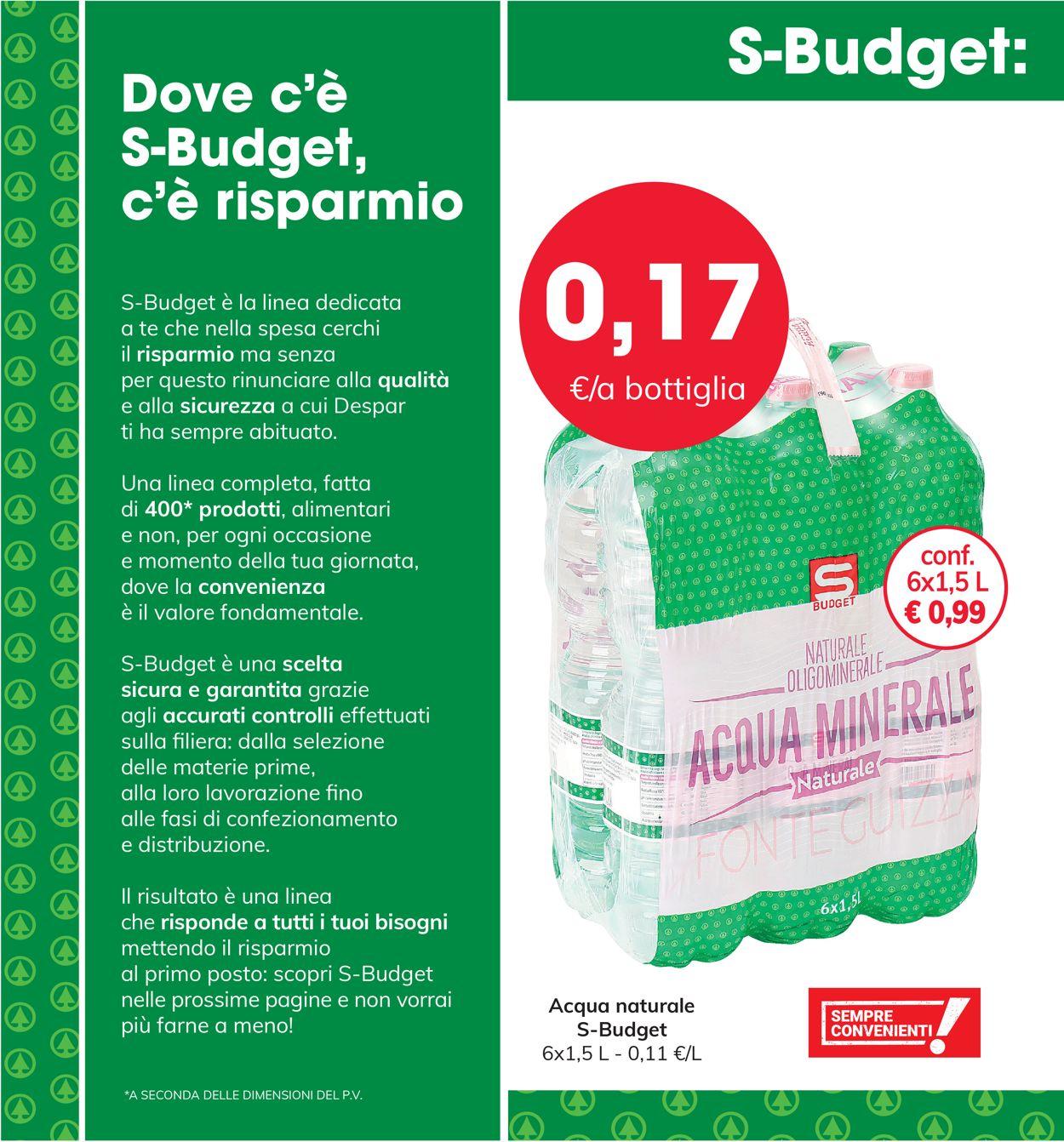 Volantino Eurospar - Offerte 05/04-31/05/2021 (Pagina 2)