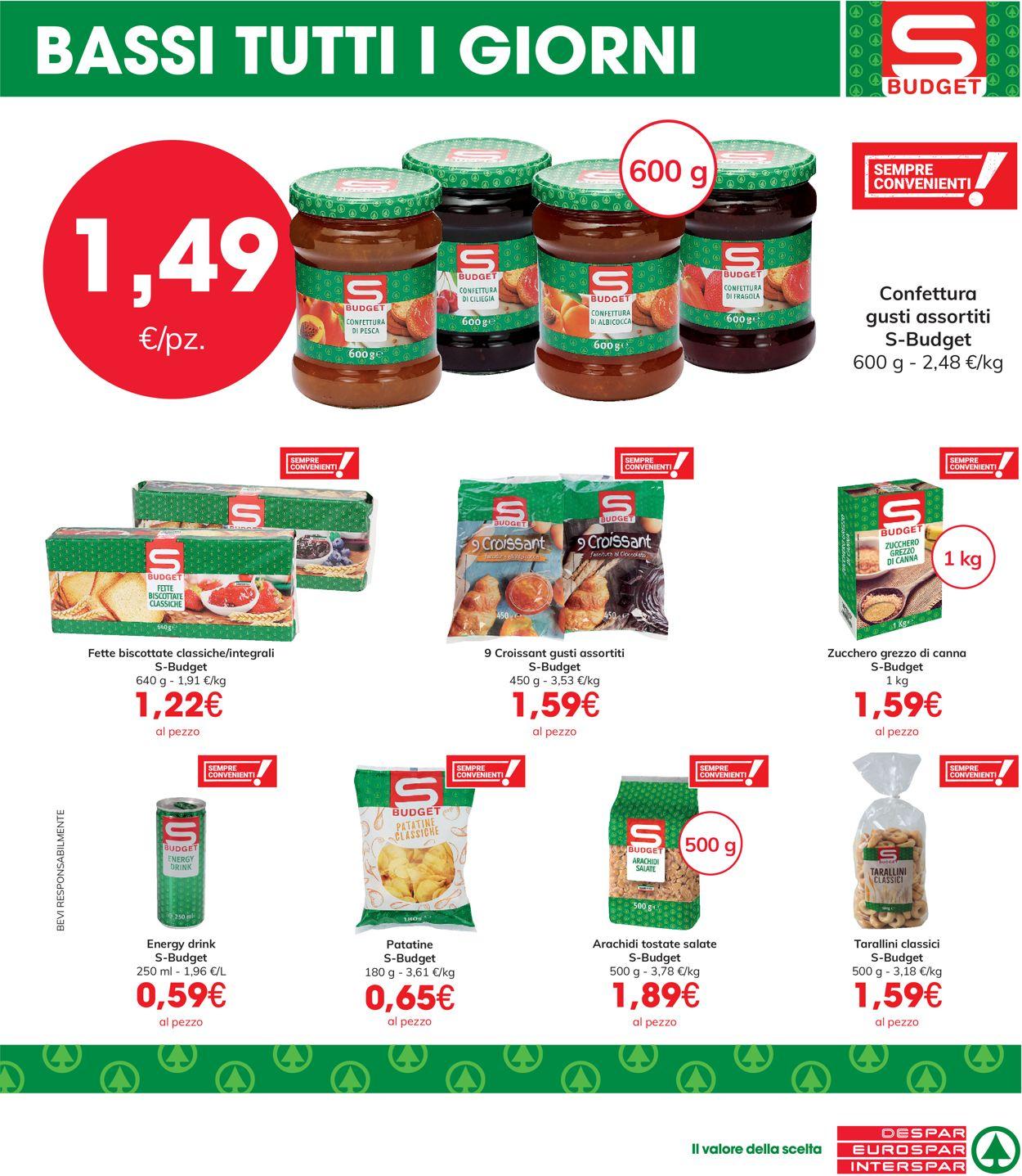 Volantino Eurospar - Offerte 05/04-31/05/2021 (Pagina 7)