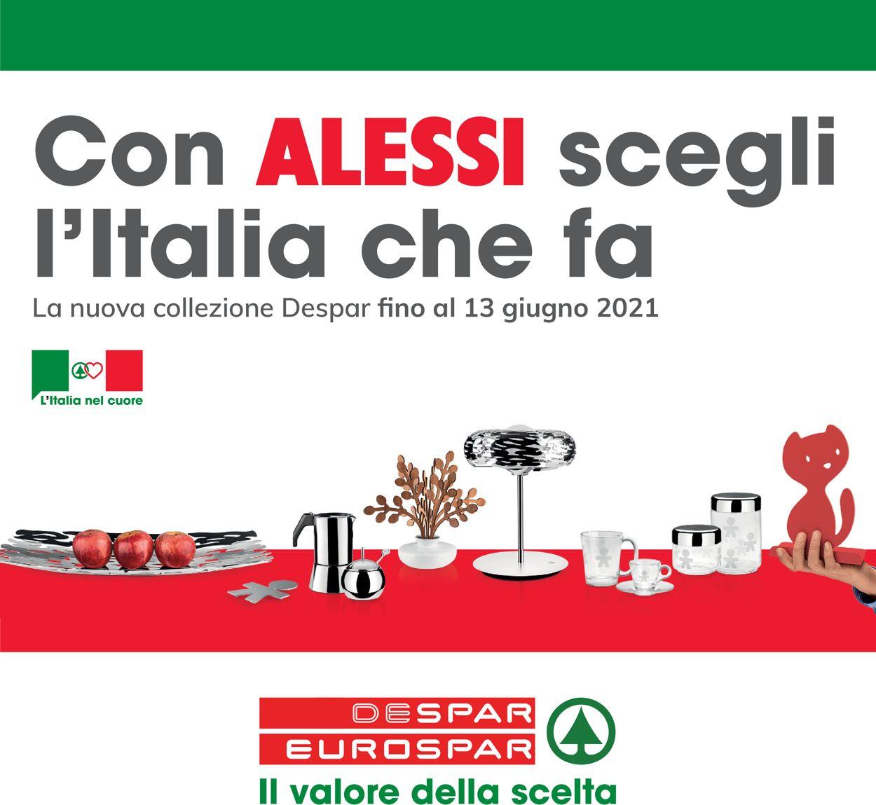Volantino Eurospar - Offerte 08/04-21/04/2021