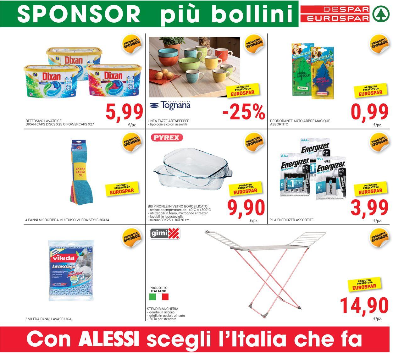 Volantino Eurospar - Offerte 08/04-21/04/2021 (Pagina 11)