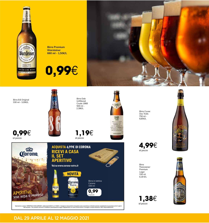 Volantino Eurospar - Offerte 29/04-12/05/2021 (Pagina 12)