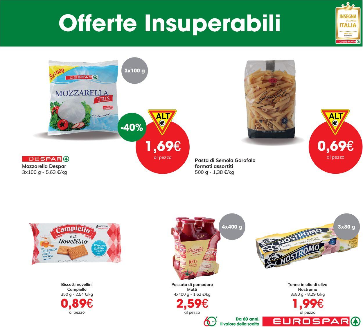 Volantino Eurospar - Offerte 03/06-16/06/2021 (Pagina 3)