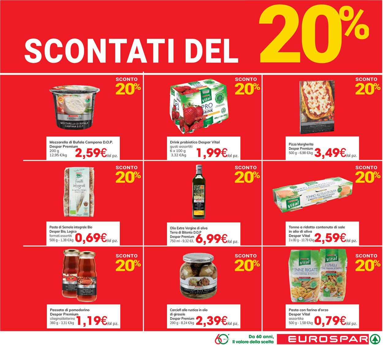 Volantino Eurospar - Offerte 03/06-16/06/2021 (Pagina 27)