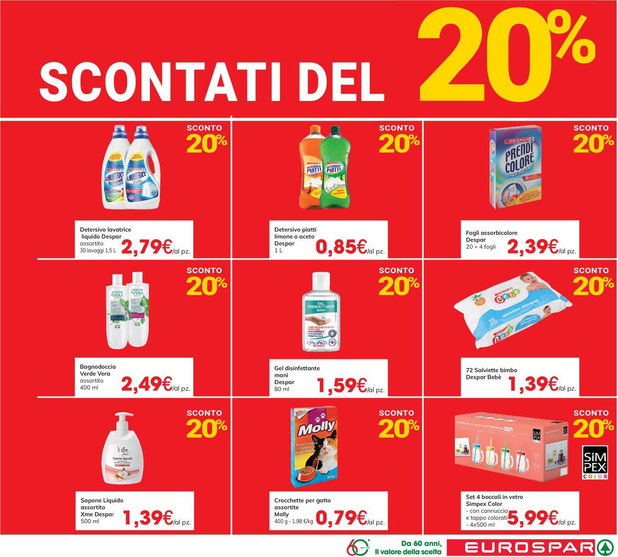 Volantino Eurospar - Offerte 03/06-16/06/2021 (Pagina 29)