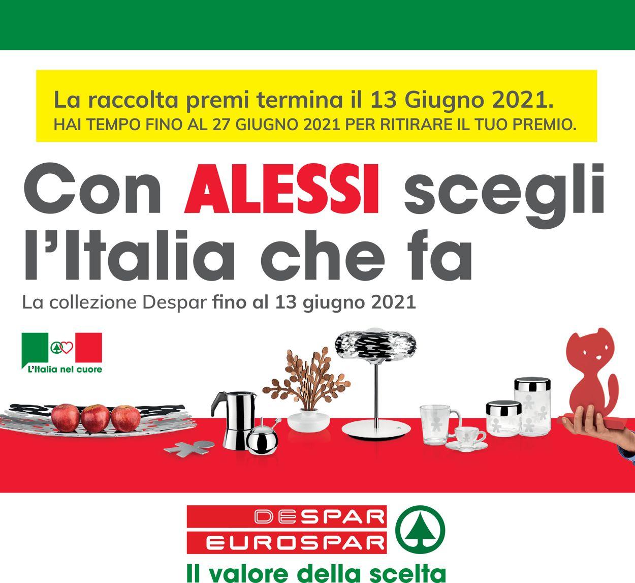 Volantino Eurospar - Offerte 03/06-13/06/2021