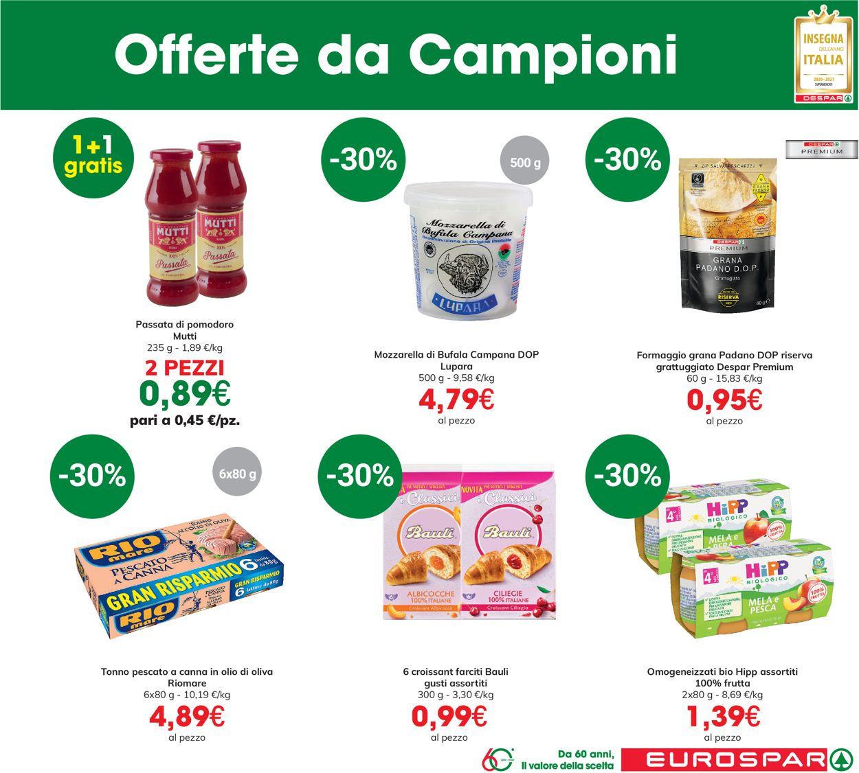 Volantino Eurospar - Offerte 17/06-30/06/2021 (Pagina 5)