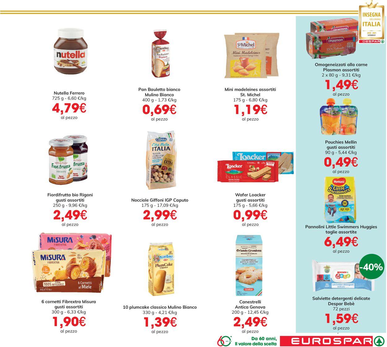 Volantino Eurospar - Offerte 01/07-14/07/2021 (Pagina 25)