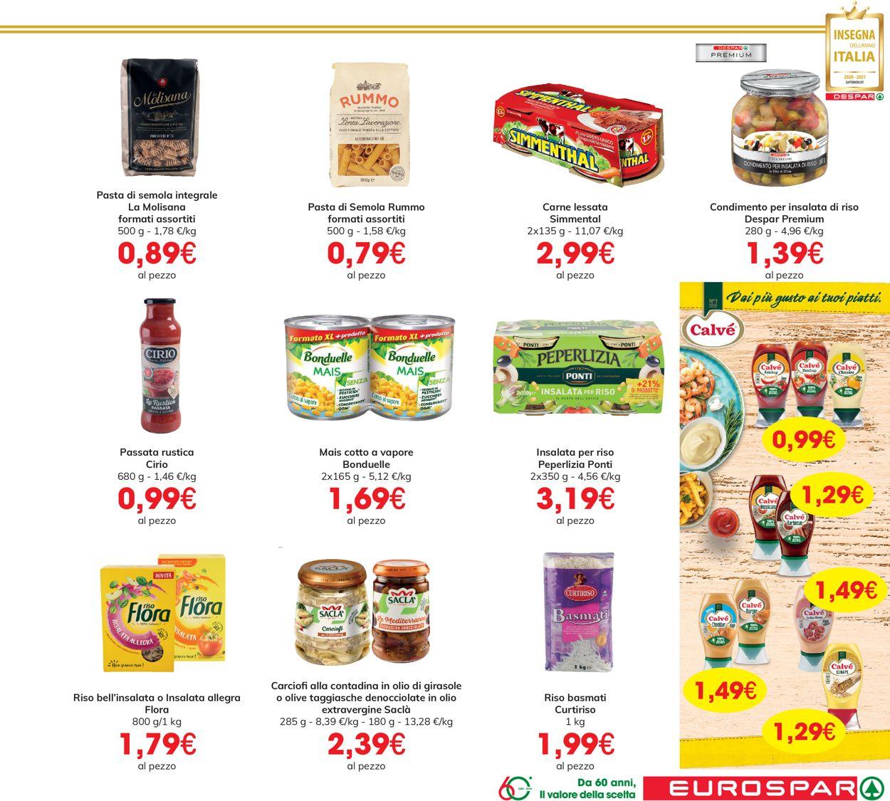 Volantino Eurospar - Offerte 15/07-28/07/2021 (Pagina 15)