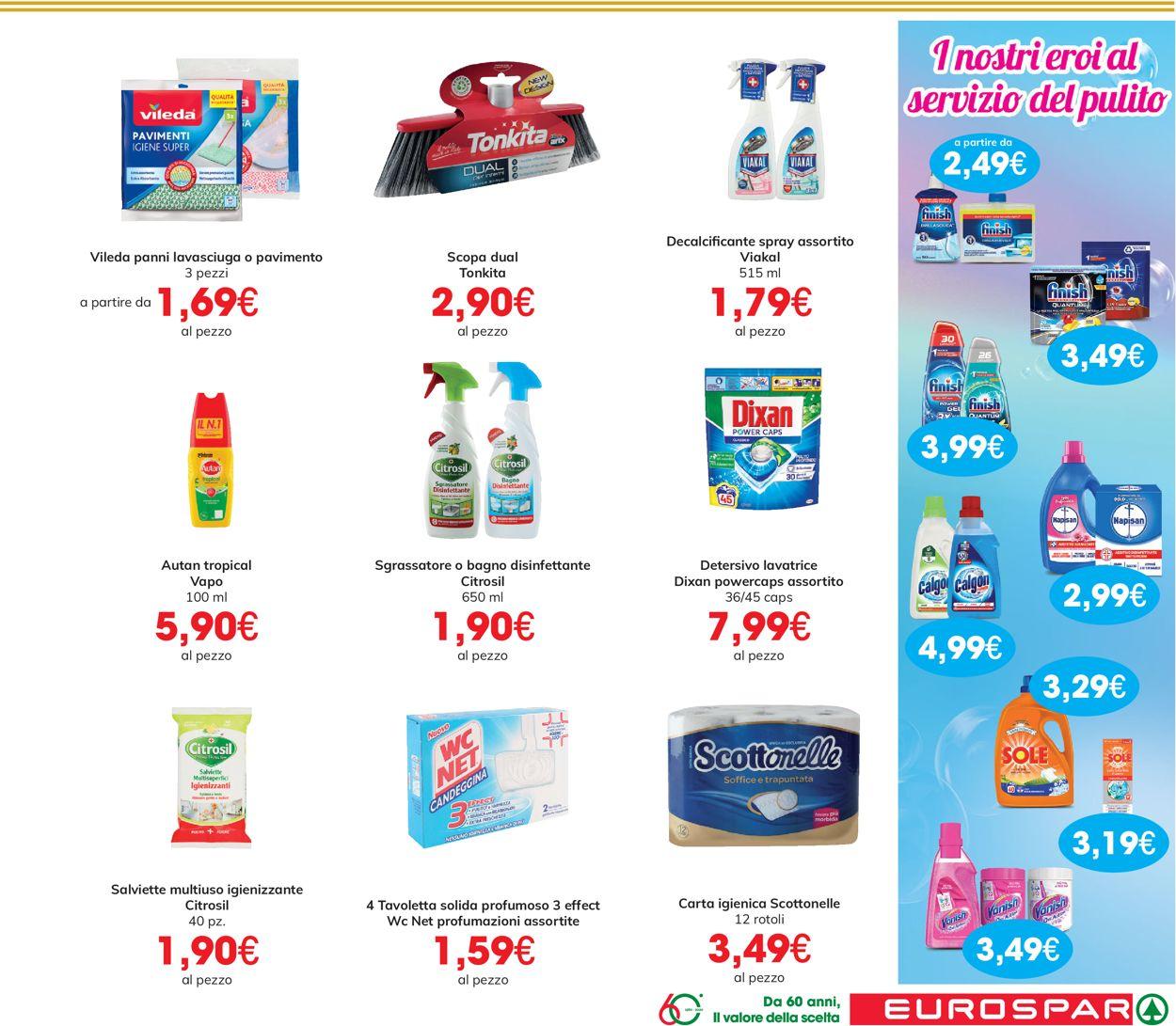 Volantino Eurospar - Offerte 15/07-28/07/2021 (Pagina 19)
