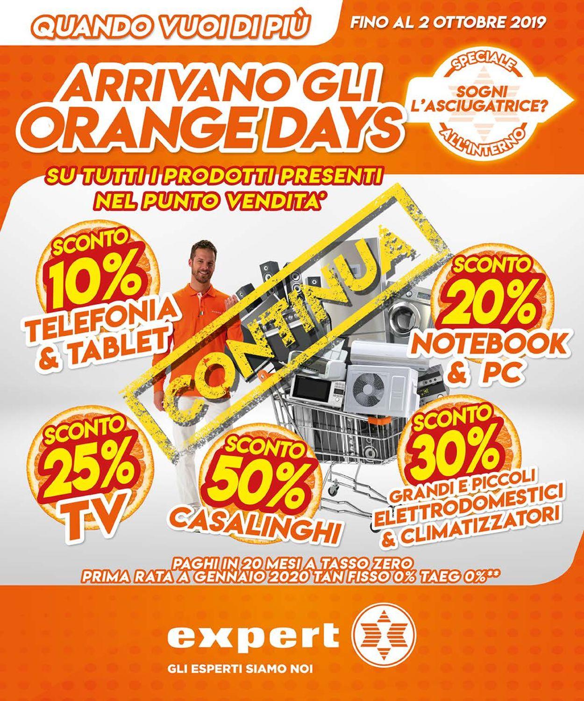 Volantino Expert - Offerte 23/09-02/10/2019