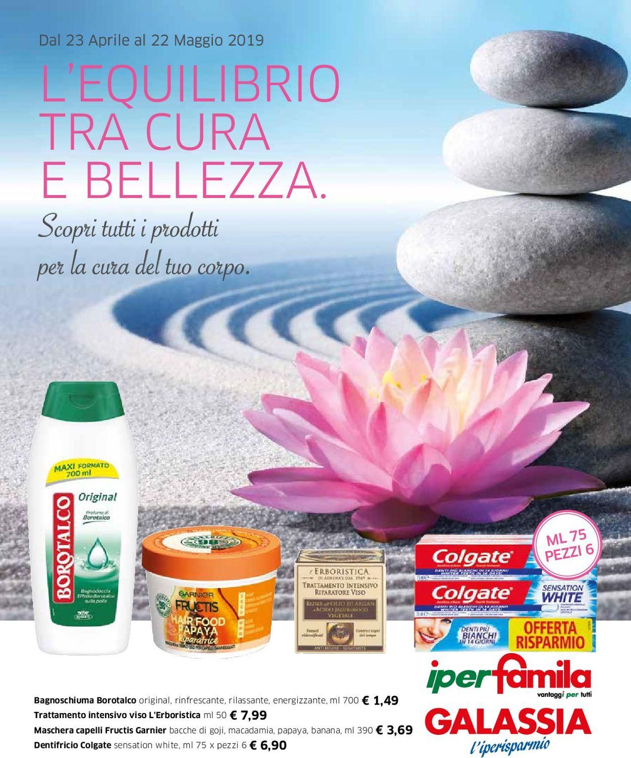 Volantino Famila - Offerte 23/04-22/05/2019