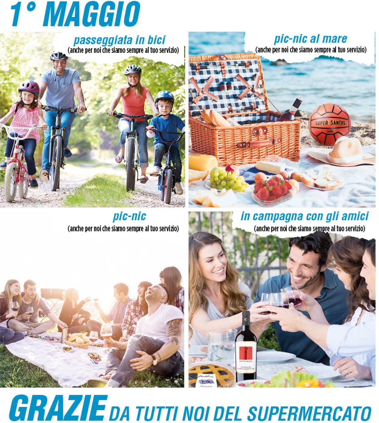 Volantino Famila - Offerte 26/04-07/05/2019 (Pagina 3)