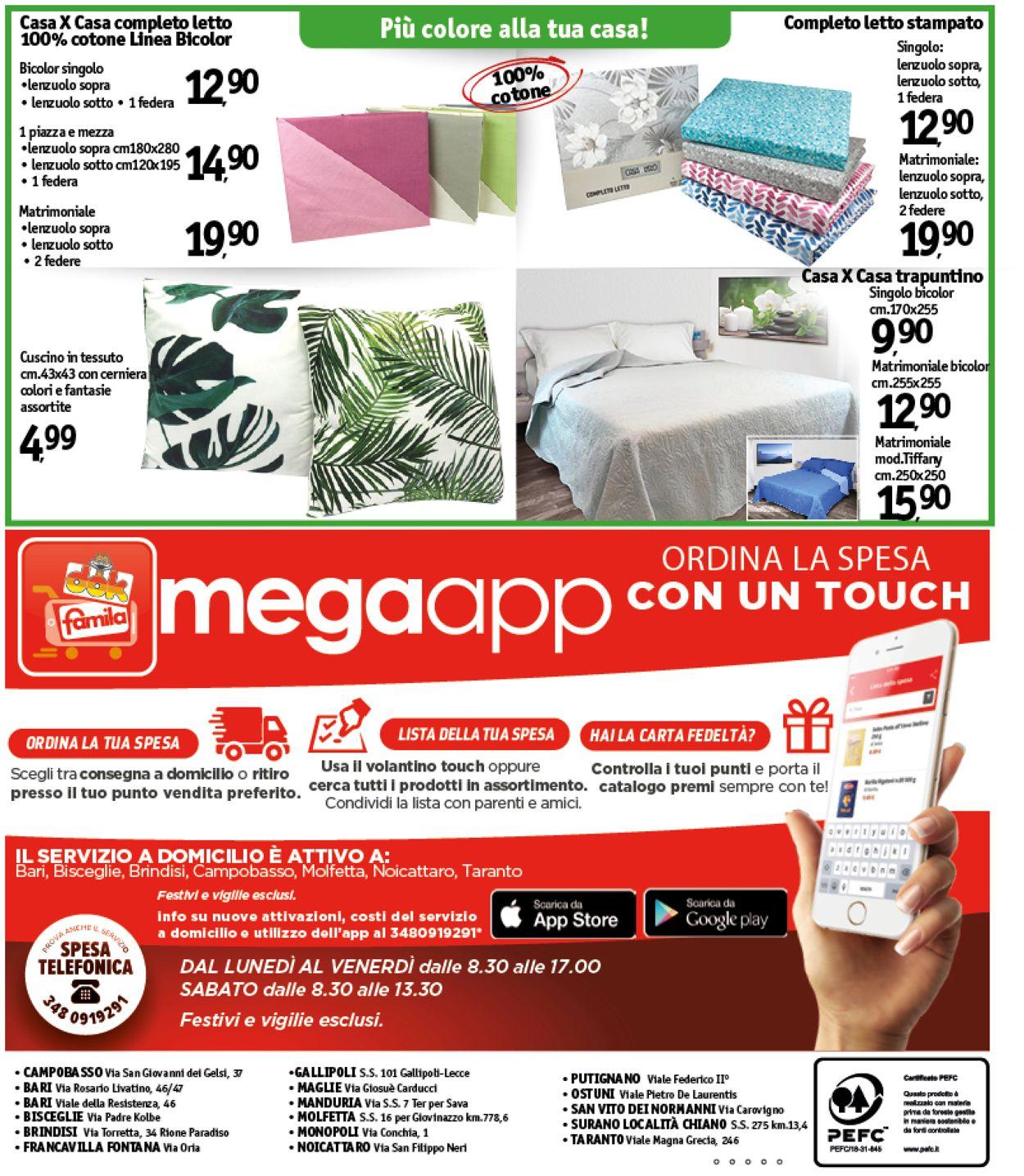 Volantino Famila - Offerte 26/04-07/05/2019 (Pagina 24)