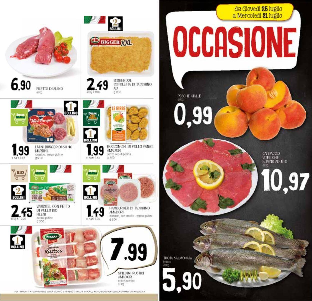 Volantino Famila - Offerte 25/07-07/08/2019 (Pagina 3)