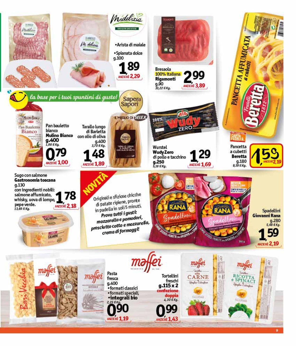 Volantino Famila - Offerte 27/09-05/10/2019 (Pagina 9)