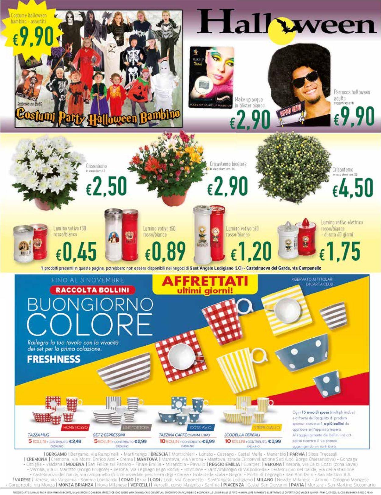 Volantino Famila - Offerte 17/10-30/10/2019 (Pagina 32)