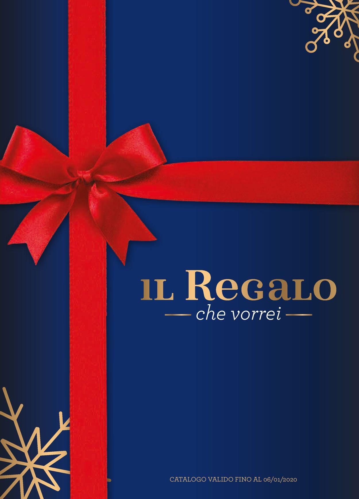Volantino Il volantino natalizio di Famila - Offerte 11/11-06/01/2020