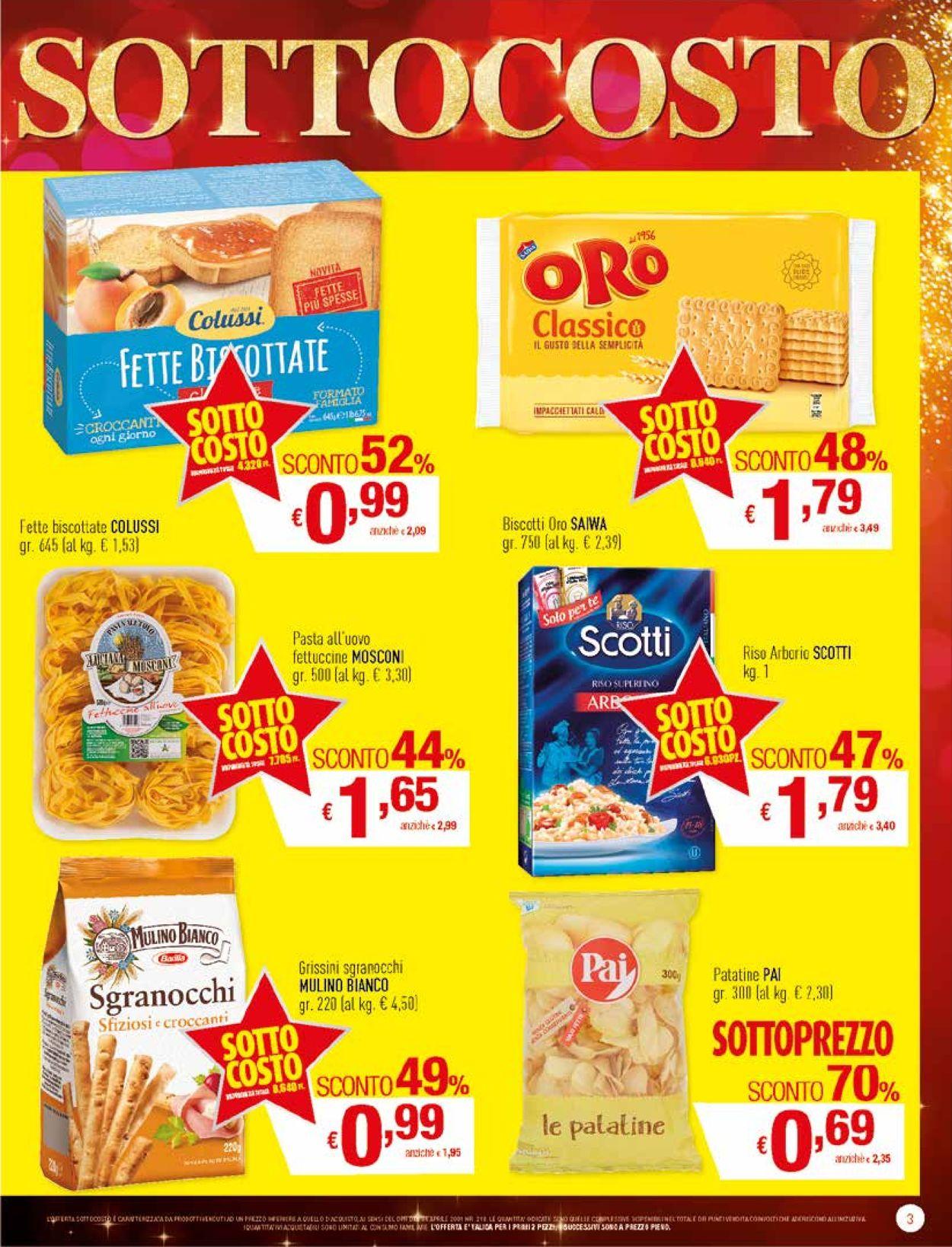 Volantino Famila - Offerte 08/12-18/12/2019 (Pagina 3)