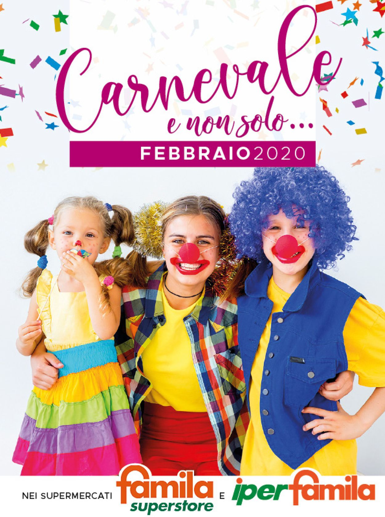 Volantino Famila - Offerte 01/02-29/02/2020