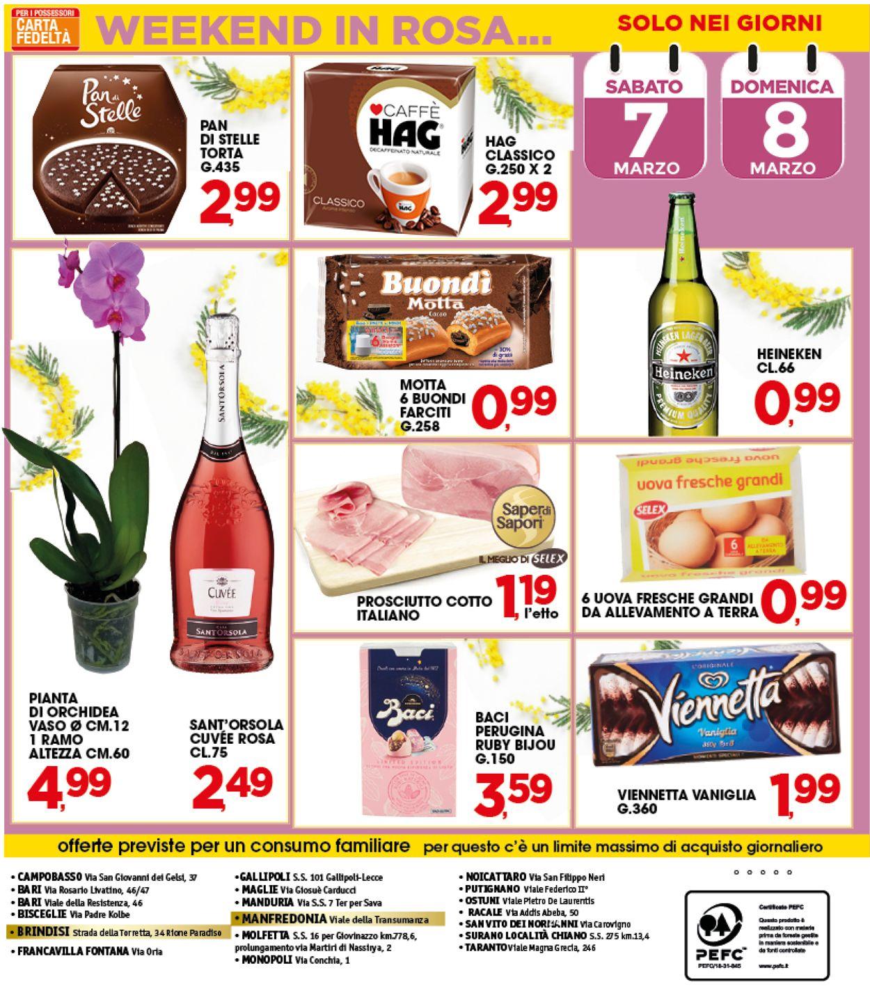 Volantino Famila - Offerte 02/03-10/03/2020 (Pagina 24)