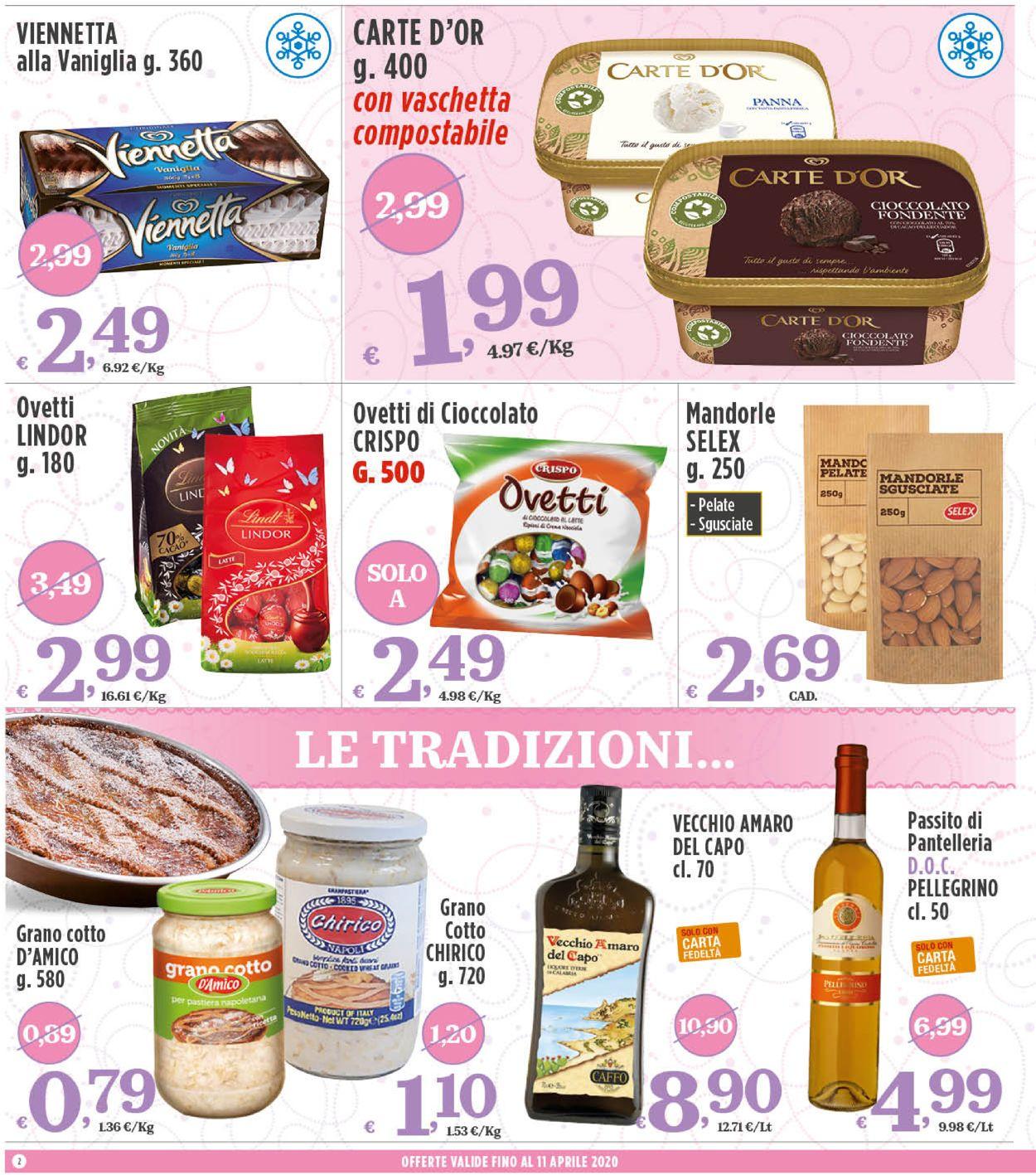 Volantino Famila - Offerte 30/03-11/04/2020 (Pagina 2)