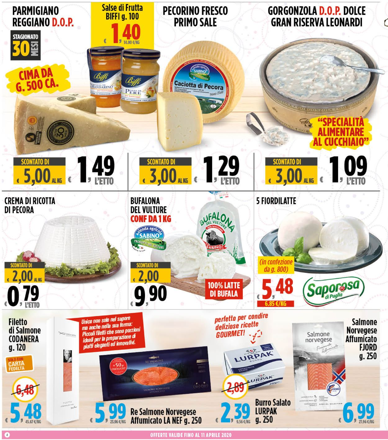 Volantino Famila - Offerte 30/03-11/04/2020 (Pagina 4)