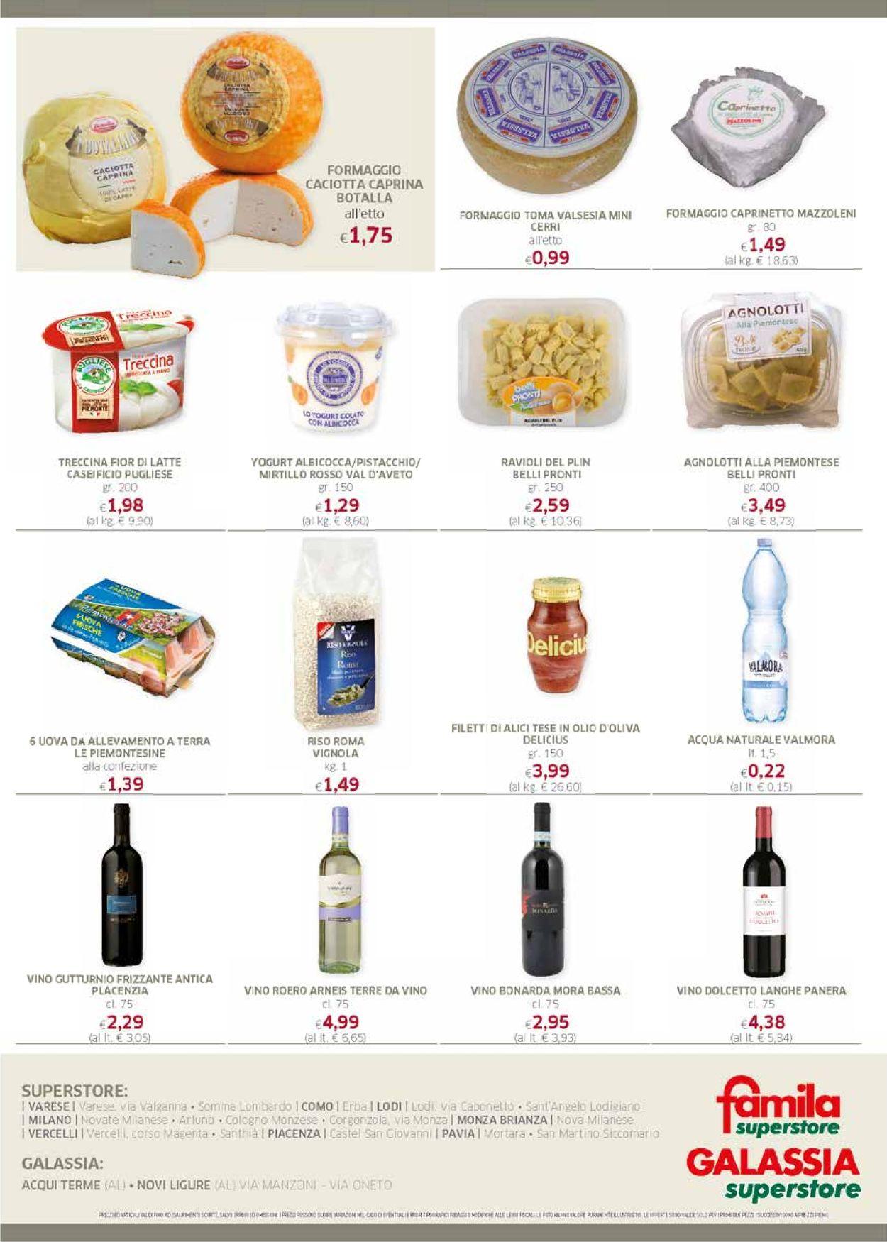 Volantino Famila - Offerte 02/04-13/04/2020 (Pagina 2)