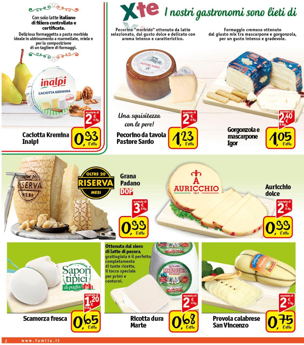 Volantino Famila - Offerte 28/05-06/06/2020 (Pagina 2)