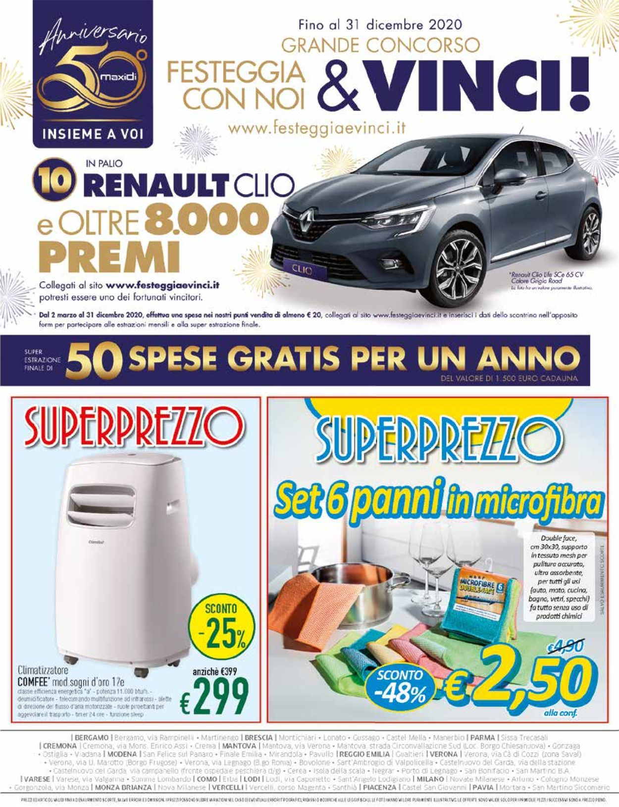 Volantino Famila - Offerte 25/06-08/07/2020 (Pagina 24)
