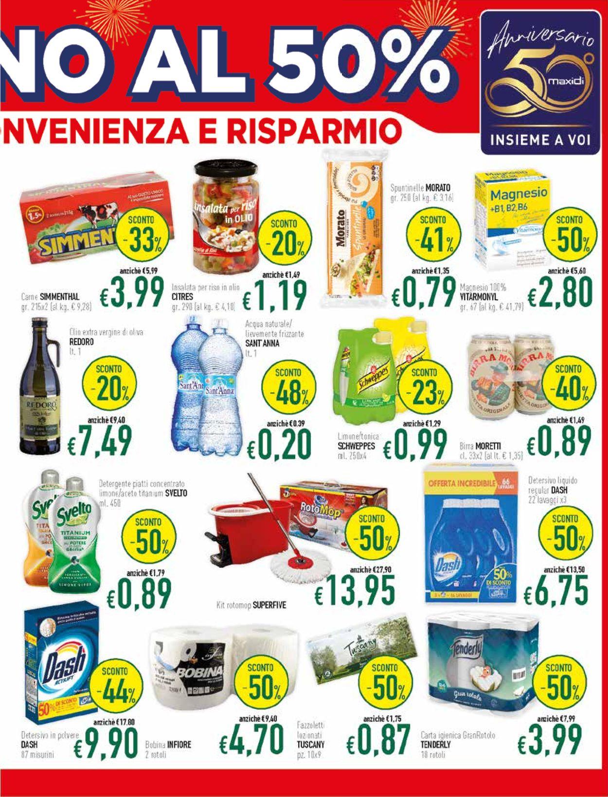 Volantino Famila - Offerte 09/07-22/07/2020 (Pagina 3)