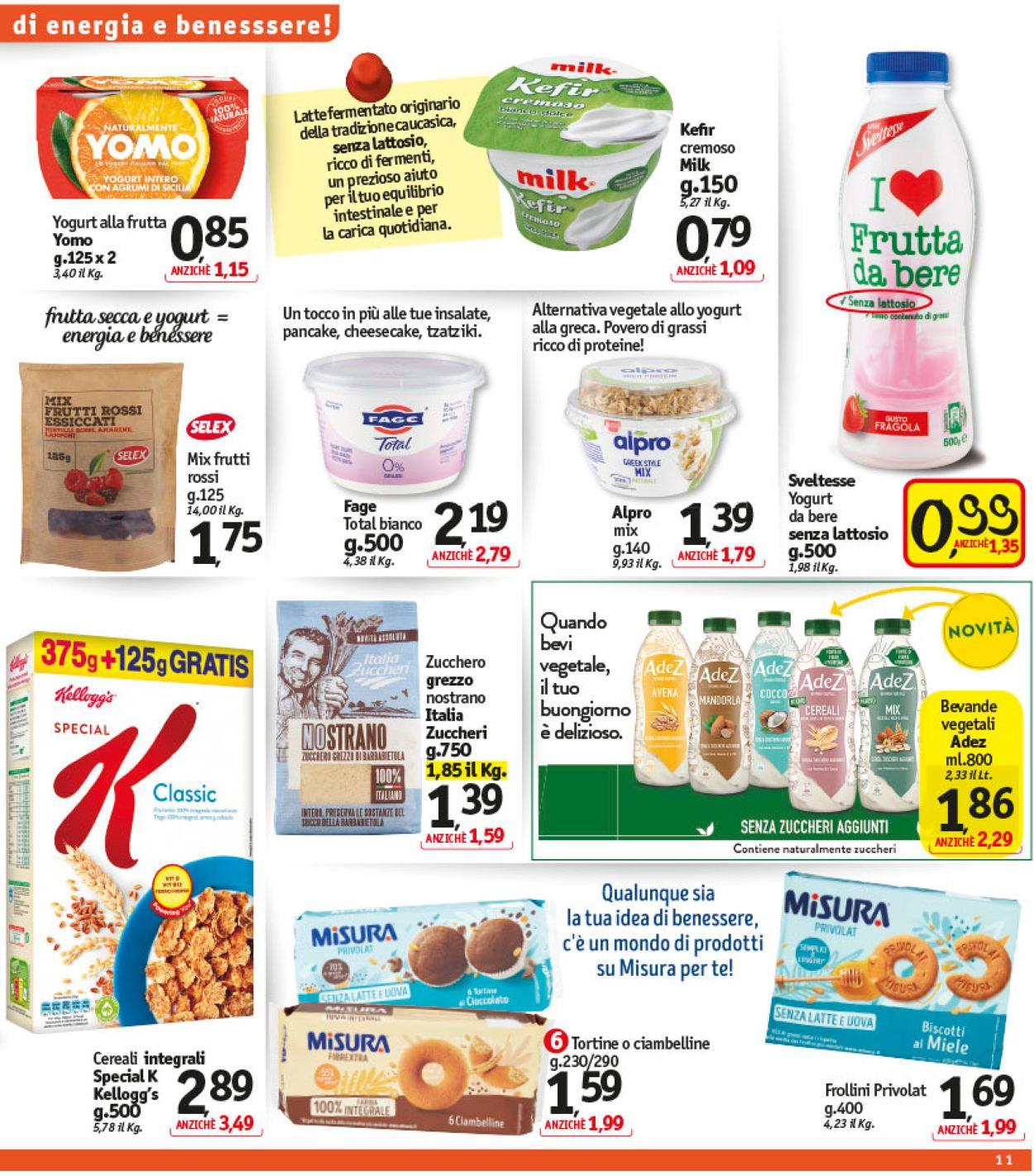 Volantino Famila - Offerte 03/08-06/08/2020 (Pagina 12)